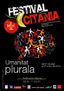 Affiche Festival Occitania